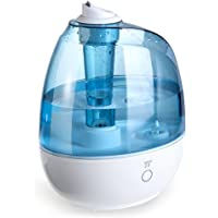 TaoTronics Humidificador Ultrasónico 3,5L Humidificador Bebé de Vapor Frío