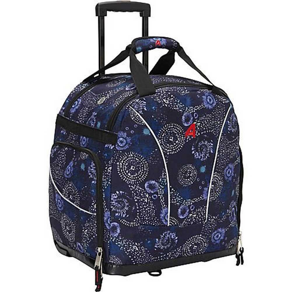 Athalon Wheeled Boot Bag (Batik) by Athalon