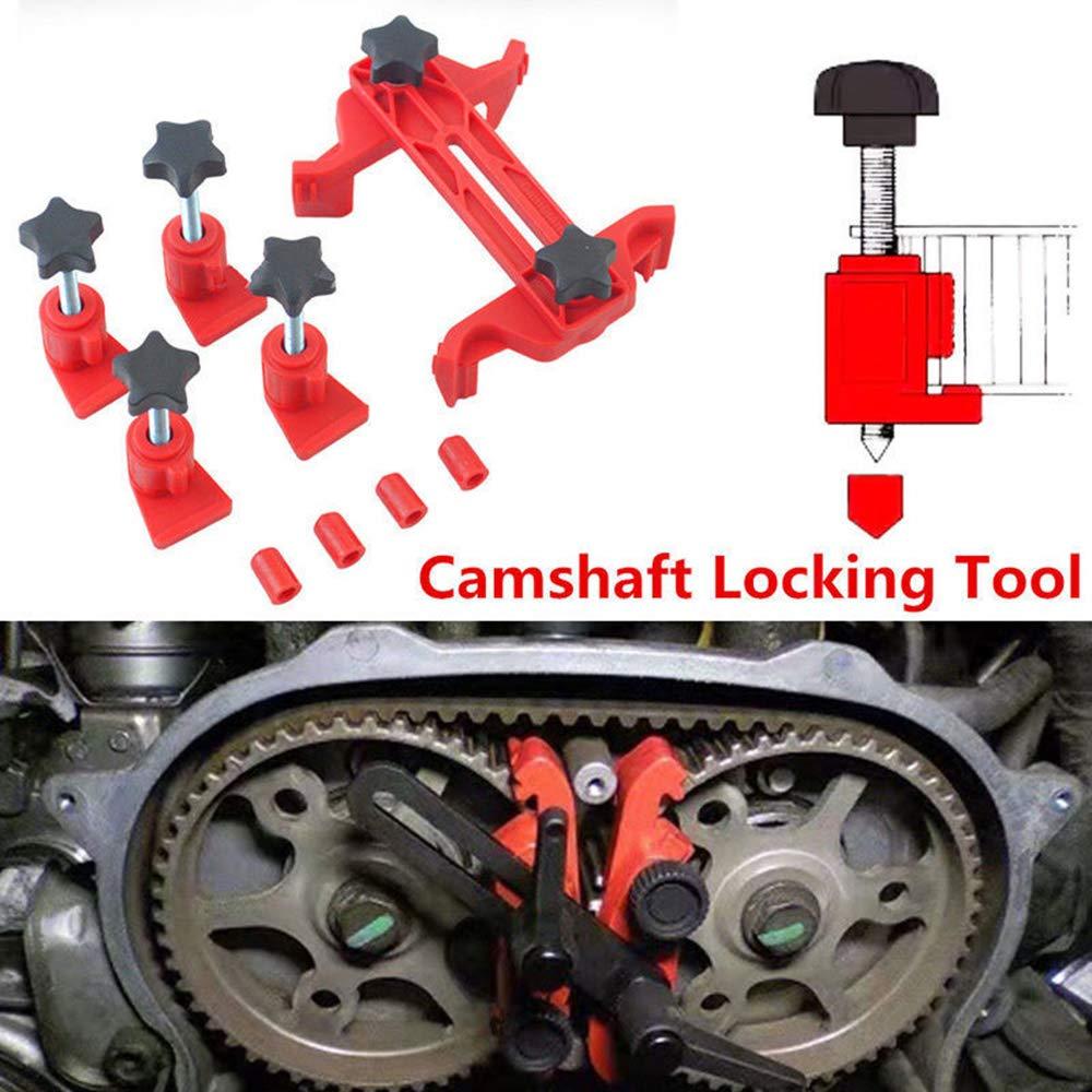 Camshaft Locking Tool,Universal Cam Clamp Camshaft Timing Sprocket Gear Locking Tool