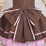 Yazawa Maid Costume Dress Nico Cosplay Anime