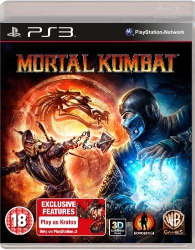 Mortal Kombat (PS3) [Importación inglesa]: Amazon.es: Videojuegos