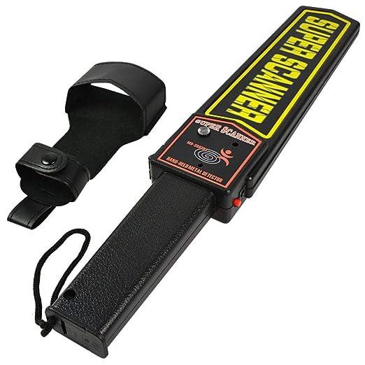 TrAdE shop Traesio Metal Detector Profesional Manual Detector de ...