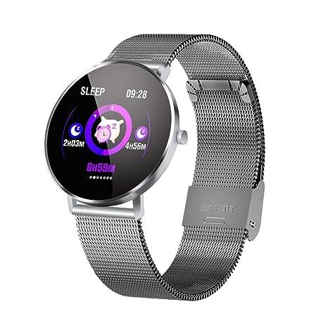 Pulsera de Actividad Smartwatch, 1.3 Pulgadas Pantalla Color ...