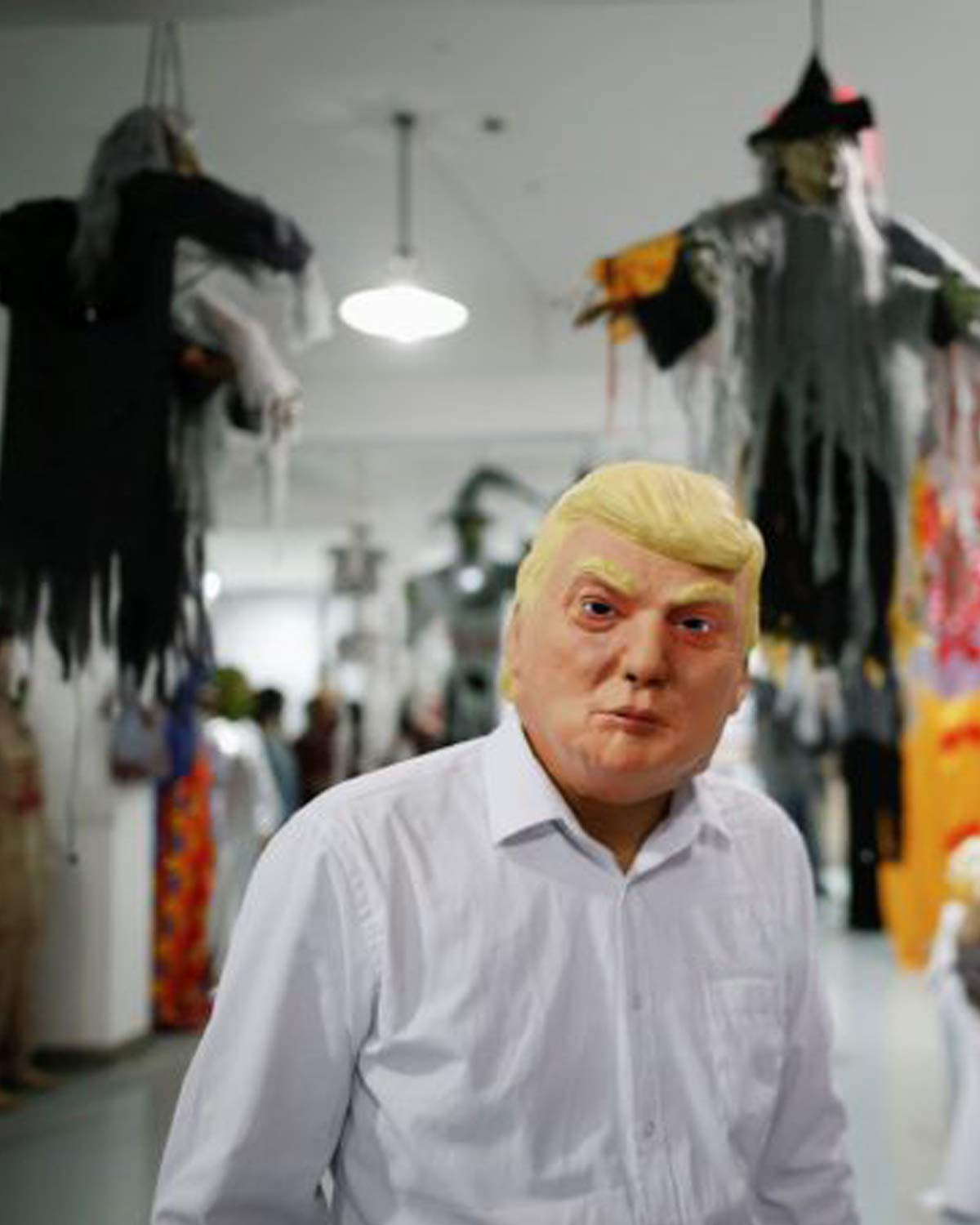 Donald Trump Mask for Parties Halloween (Style 2)