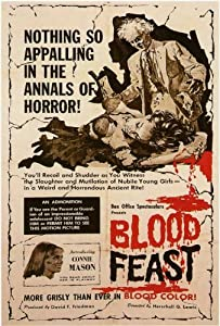Blood Feast POSTER Movie (27 x 40 Inches - 69cm x 102cm) (1963)