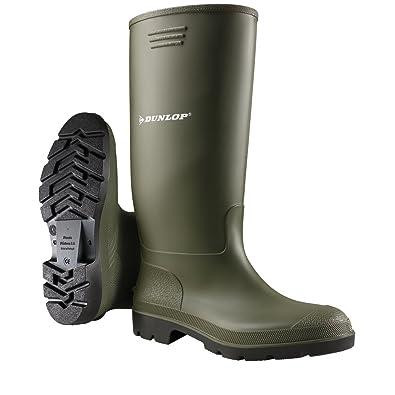 Baugewerbe Gerade Dunlop Pricemastor Gummistiefel Arbeitsstiefel Boots Stiefel Schwarz Gr.41
