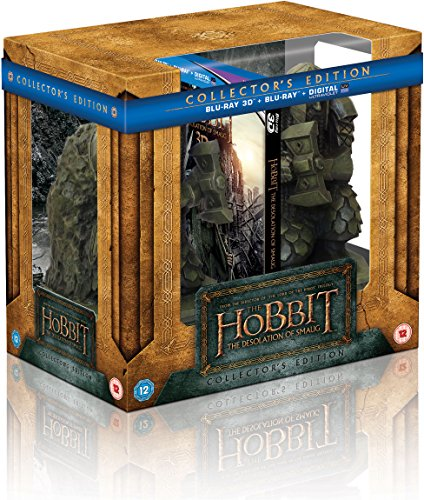 el hobbit version extendida dvd full face