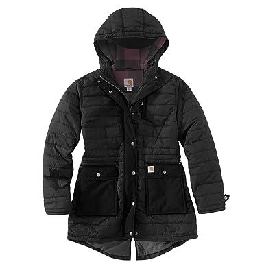 dfc0985565f9e Carhartt Womens Amoret Coat at Amazon Women s Coats Shop