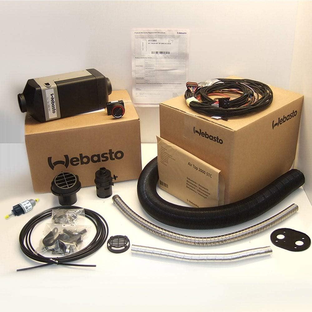 Webasto Diesel Heater RV