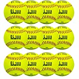 """Franklin Sports Official League 12"""" Tournament Play Fastpitch Softball"""
