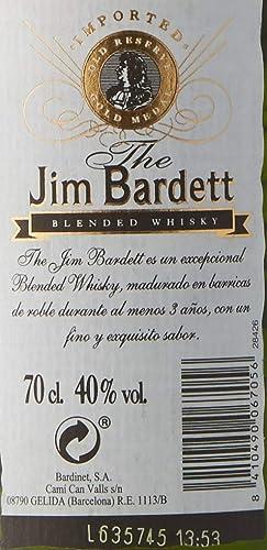 JIM BARDETT: Amazon.es: Alimentación y bebidas