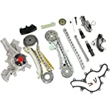 MOCA Timing Chain Kit & Water Pump with Gasket for 97-06 Ford Explorer &