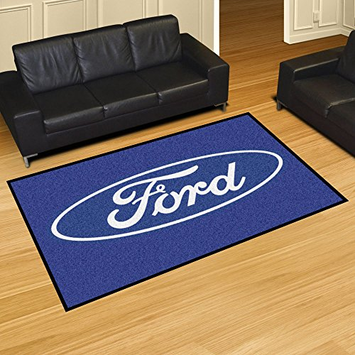 - Wholesale 5x8 Rug Ford - Ford Oval 60