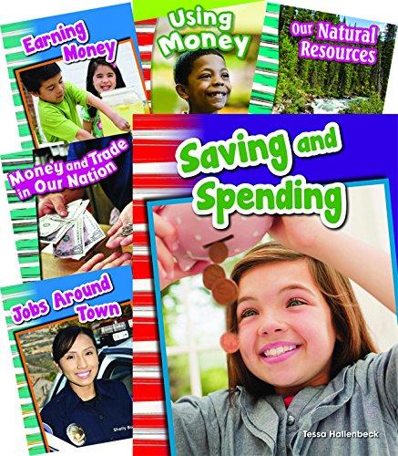Learning Economics 10-Book Set (Social Studies - Oakley Trade In