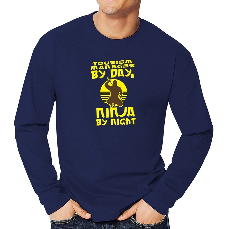 Amazon.com: Teeburon Tourism Manager by day, ninja by night ...