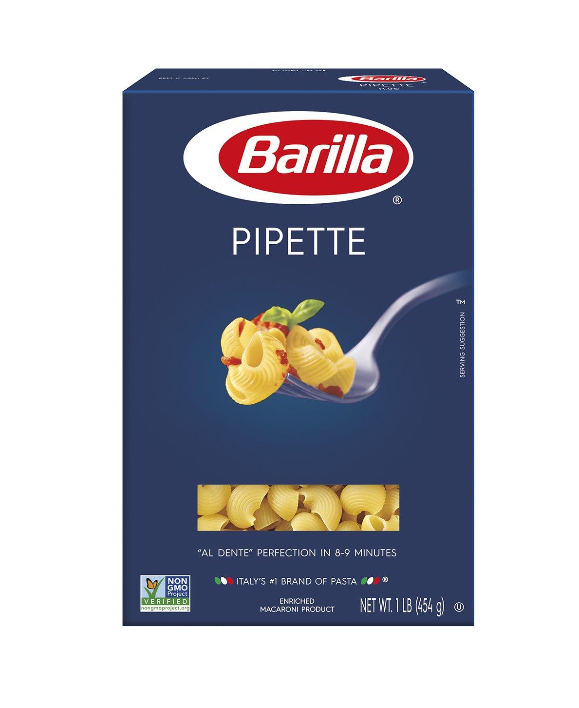 Barilla Pipette Pasta, 16 oz