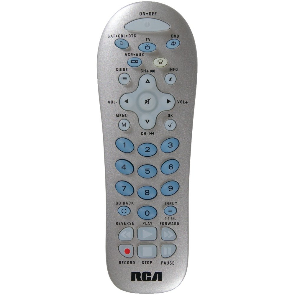 Amazon Rca Rcr412sir 4 Device Backlit Universal Remote Home