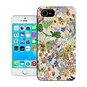 Unique Phone Case Printed Pattern english country garden Hard Cover for iPhone 4/4s cases-buythecase