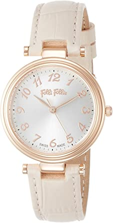 Reloj Folli Follie mujer modelo redondo como nuevo en su caja