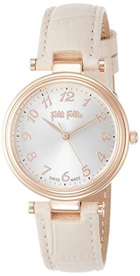 Folli® Follie CLASSY REFLECTIONS Swiss Made Watch WF16R028SPS-PI - Reloj para mujer
