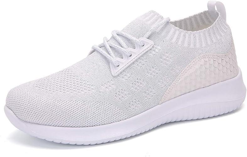 gracosy Zapatillas de Running para Mujer Zapato de Trail Verano ...