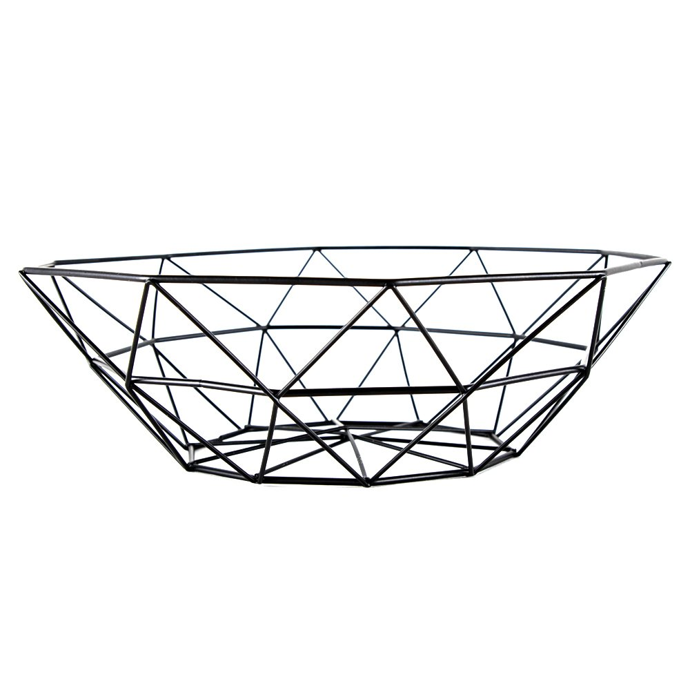 The living room fruit dish creative fruit bowl basket of fashion luxury candy dish dry pots