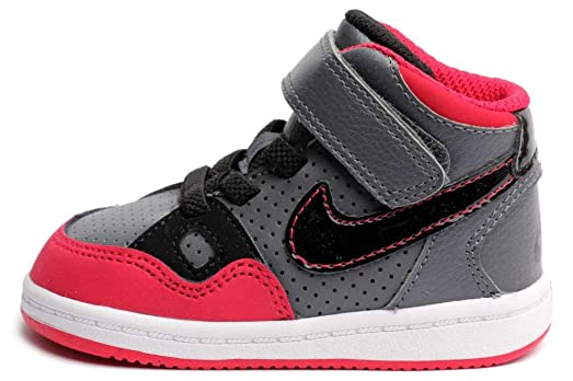 ceac4298acb6 Amazon.com  Nike Son of Force Mid (Infant Toddler)Boys  615162-002 ...