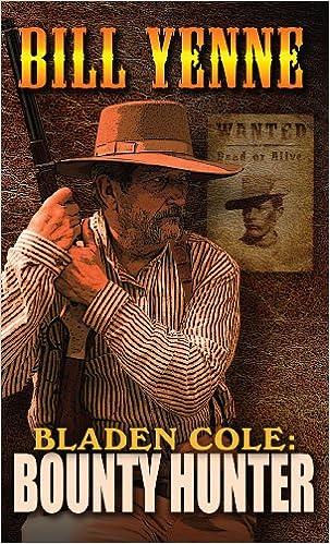 Book Bladen Cole Bounty Hunter