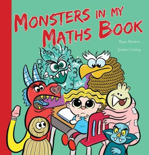 Read Online Monsters in My Maths Book pdf