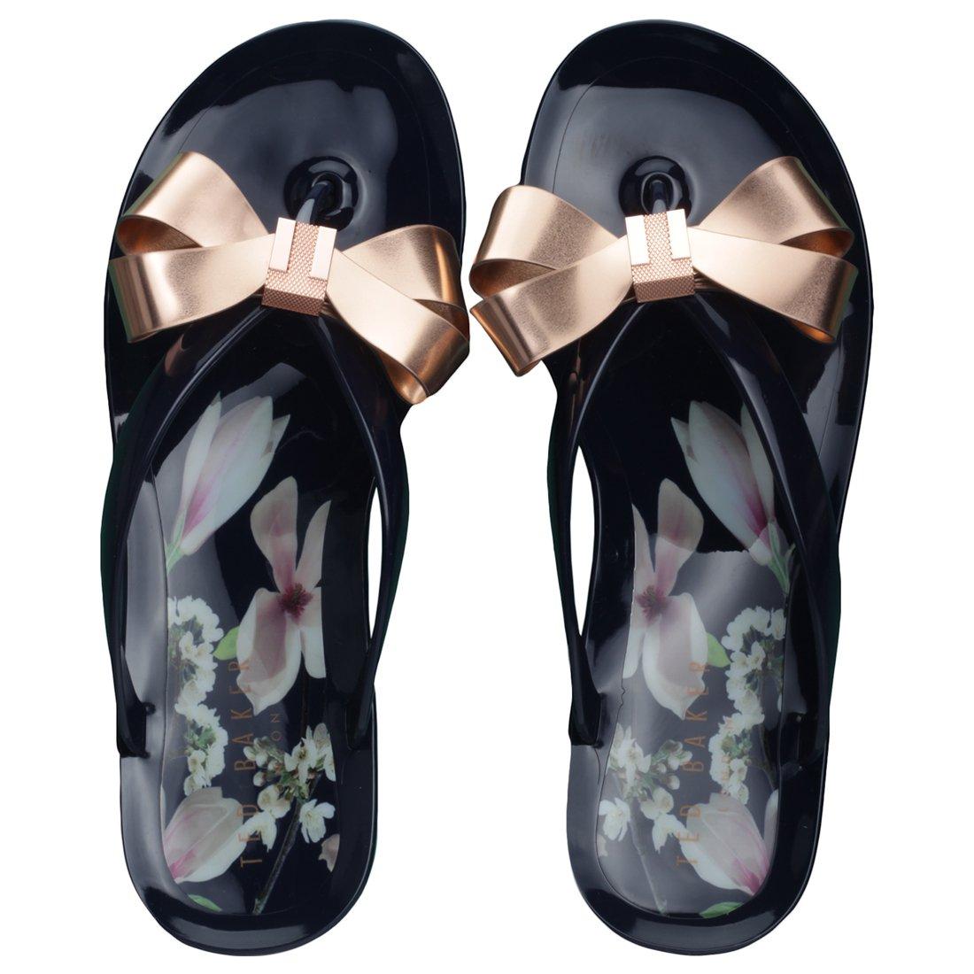 7802d9aeb Ted Baker Suzie Sandals Navy  Amazon.co.uk  Shoes   Bags