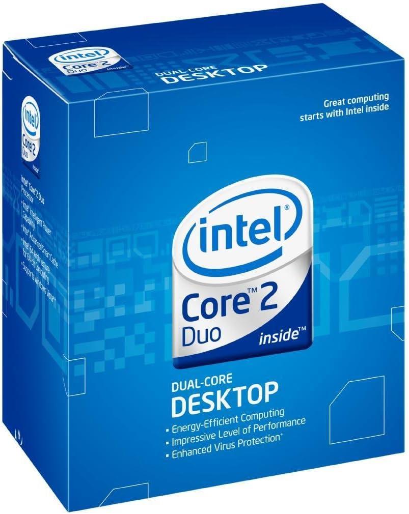 Intel Core 2 Duo E8600 3.33GHz 6M L2 Cache 1333MHz LGA775 Desktop Processor