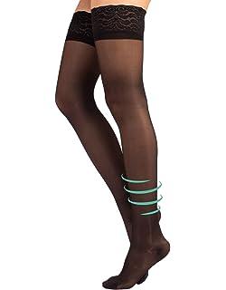 a8e0e942351 Relaxsan Basic 770-70 denier light support hold up stockings 12-17 ...