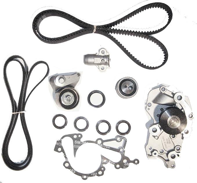 Amazon.com: TBK Timing Belt Kit Hyundai Santa Fe 2.7 V6 2007-2009: Automotive