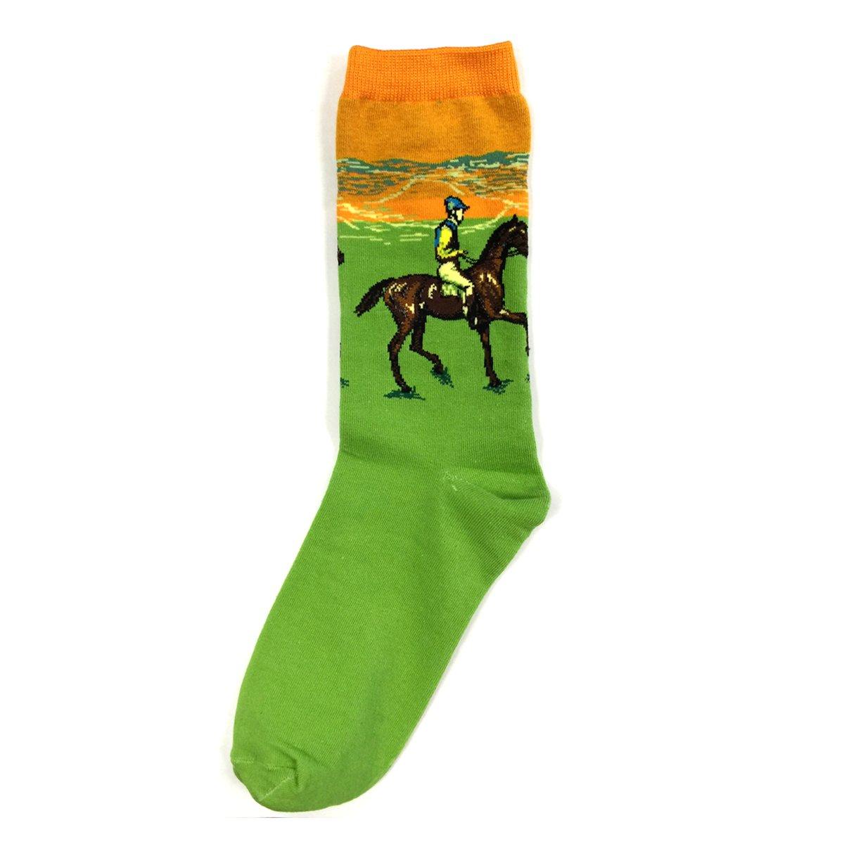 Wrapables famosa pintura obra de arte obras de arte tripulación calcetines (5 pares): Amazon.es: Ropa y accesorios