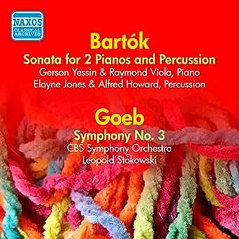 Sonata for 2 Pianos and Percussion, BB 115: II. Lento, ma