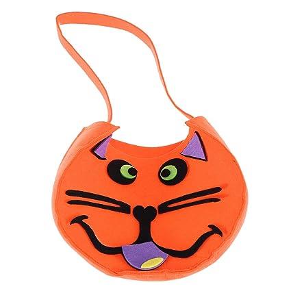 Amosfun Truco de Halloween o Bolsas de Regalo Bolsas de ...