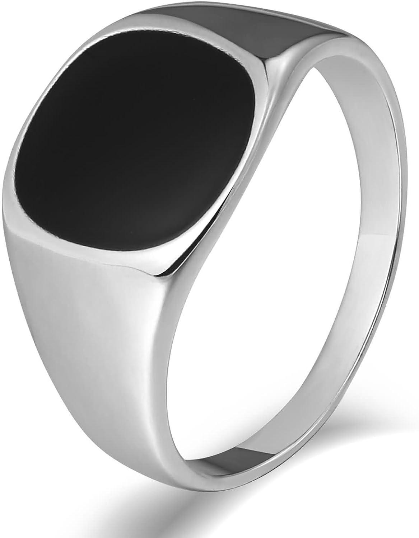 Aienid Acciaio Inossidabile Gemelli Camicia Uomo Matrimonio Cerchio di Zirconi Cubici Oro Rosa Gemelli per Uomo