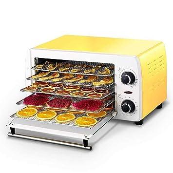 Secadora De Alimentos Secador de alimentos - Acero inoxidable de grado alimenticio, 5 capas,