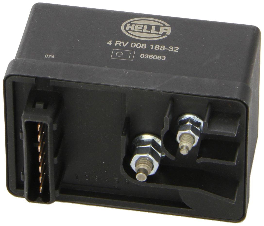 HELLA 4RV 008 188-321 Centralina, Tempo incandescenza Hella KGaA Hueck & Co.