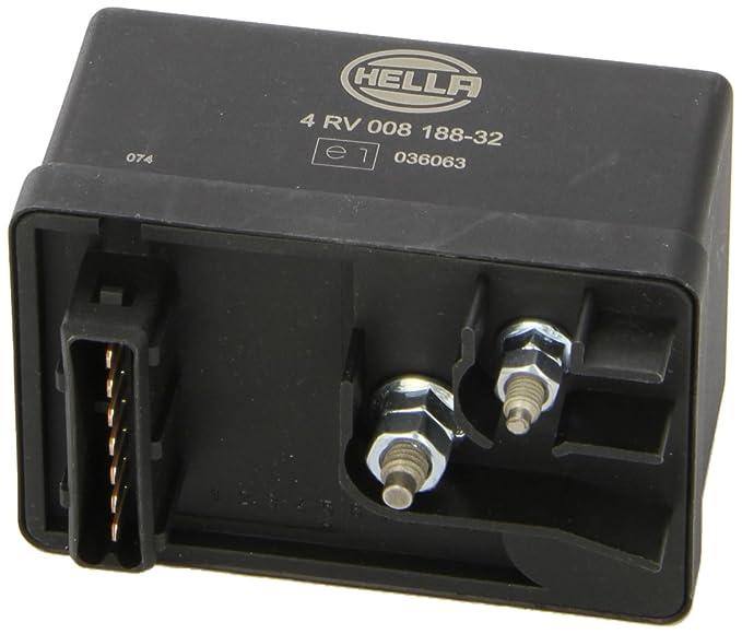 HELLA 4RV 008 188-321 Unidad de control, tiempo de incandescencia: Amazon.es: Coche y moto