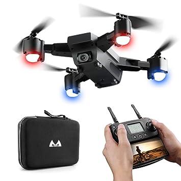 Togames-ES SMRC S20 6 Ejes Gyro Mini GPS Drone con 110 Grados ...
