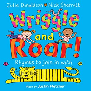 Wriggle and Roar Audiobook