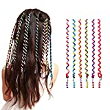 #10: Pack of 6 Women Girl Hair Styling Twister Clip Braider Tool DIY Accessories
