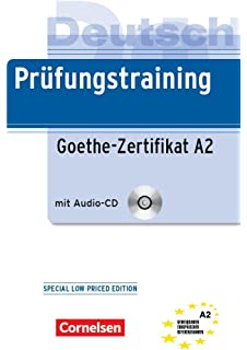 Buy Prüfungstraining Daf B1 Goethe ösd Zertifikat B1 Book Online