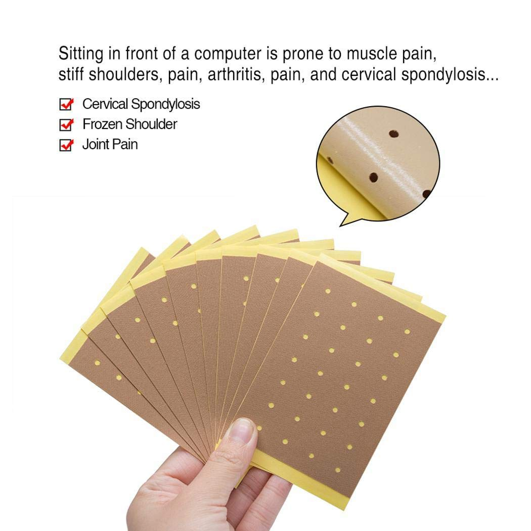 Fashine Chinese Medicated Plasters Body Joint Arthritis Muscle Massage Pain Relief Patch Heat Patches & Wraps