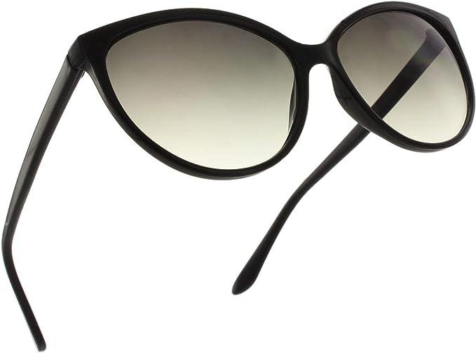 Black Cat Eye POLARIZED Sunglasses Retro Classic Vintage Design Women Tortoise s