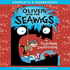 Oliver and the Seawigs Audiobook