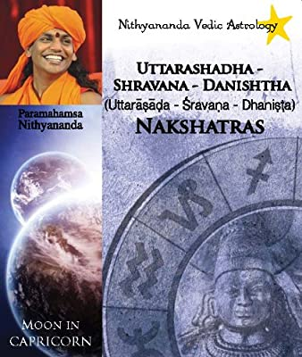 Nithyananda Vedic Astrology: Moon in Capricorn