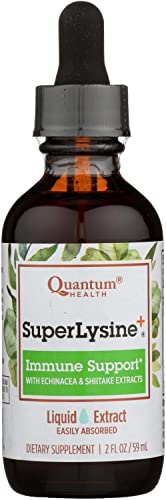 Quantum Super Lysine Plus Liquid Extract – 2 fl oz Pack of 3
