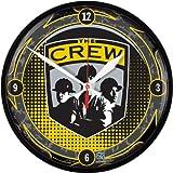 Soccer Columbus Crew SC Round Wall Clock, 12.75''